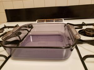 Vintage purple pyrex casserole dish for Sale in St. Louis, MO