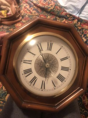 P.F. Bollenbach Vintage Clock for Sale in Traverse City, MI