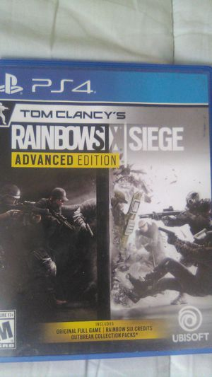 Tom Clancy's Rainbow Six Siege for Sale in Grand Prairie, TX