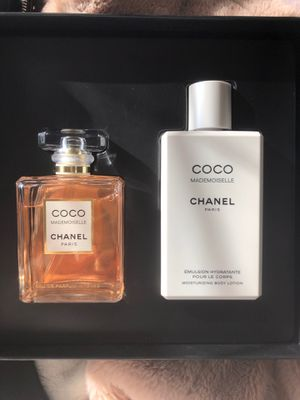 Chanel perfume and lotion set brand new for Sale in Santa Rosa, CA