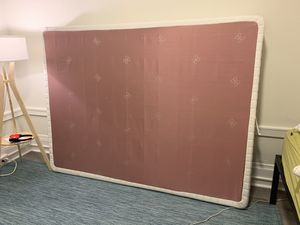 Ashley Furniture Used Queen size Box springs for Sale in Santa Clara, CA