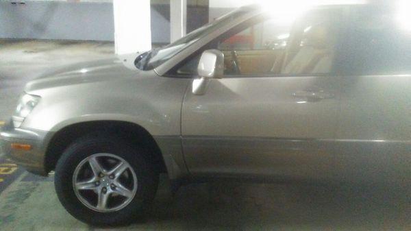 Lexus Rx300 2000