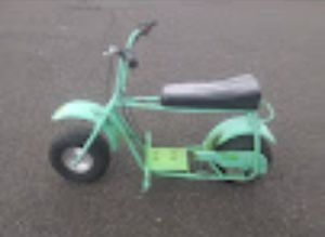 Doodlebug Mini Bike With 212 Predator for Sale in Portland, OR