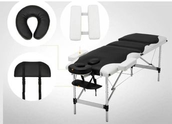 Foldable massage table spa tattoo for Sale in Orlando,  FL