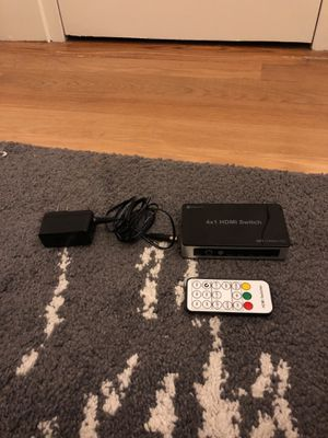 Etekcity 4x1 HDMI Switch for Sale in New York, NY
