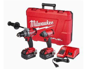 Milwaukee-2796-22 M18 FUEL 2-Tool Combo Kit with ONE-KEY for Sale in Miami, FL