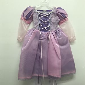 Disney Princess Rapunzel dress girls costume dress up new sz 2 for Sale in San Fernando, CA