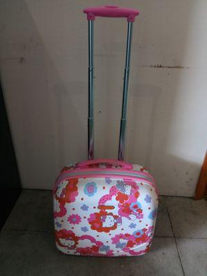 Maleta de Hello Kitty / Hello Kitty suitcase for Sale in Miami, FL