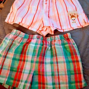 Set Of #2 Girls Sleep Shorts ((New)) for Sale in Fontana, CA