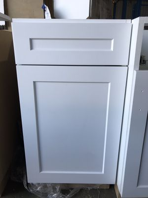 Base cabinet (trash and recycle) for Sale in Riverside, CA