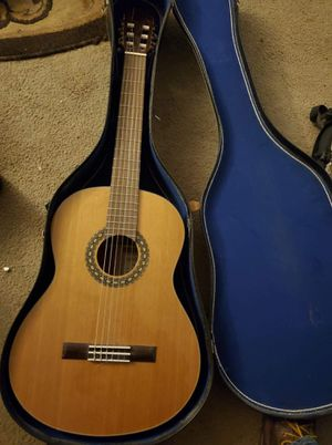 2 acoustic guitars Walden and echo for Sale in Littleton, CO
