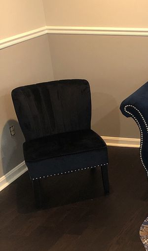 Blue Accent Chair for Sale in Capitol Heights, MD