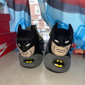Batman Slippers For Toddlers for Sale in Darby, PA