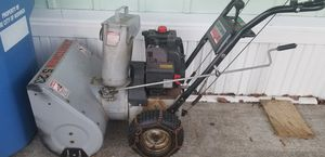 Craftsman snow blower 250$ for Sale in Norwich, CT