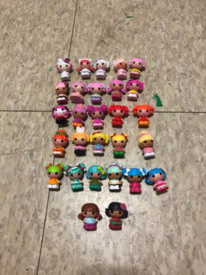 Mini Lalaloopsy & Pets for Sale in Waxahachie, TX