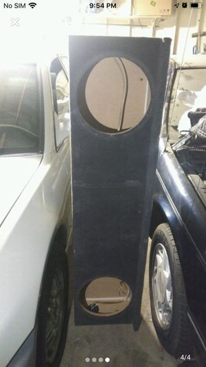06 chevy extended cab Sub Box for Sale in Fresno, CA