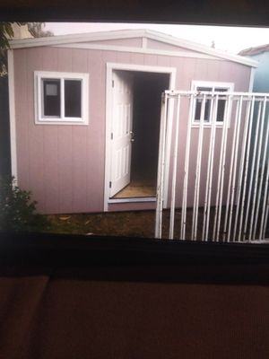 Shed for Sale in Compton, CA