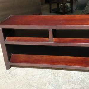 Tv Stand, Solid Wood, Great Condition for Sale in Delray Beach, FL