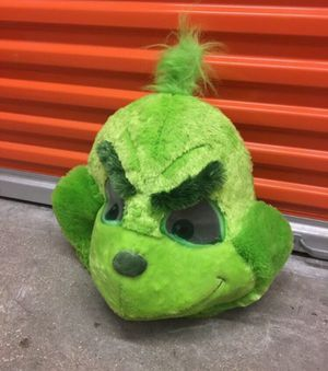"""'The Grinch' """"Greeters Halloween Mask"""" Adult Size (One Size Fits All) for Sale in Coconut Creek, FL"""