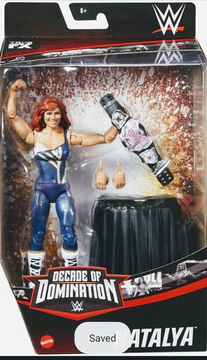 New WWE Natalya Elite Collection Action Figure. for Sale in Apopka, FL