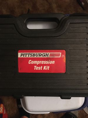 Pittsburgh compression test kit for Sale in Oroville, CA
