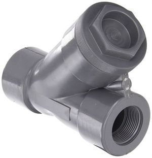 "Hayward PVC Y-Strainer, FPM Seal, 1-1/4"" Threaded for Sale in Smyrna, TN"