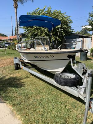Center console boat offer for Sale in Riverside, CA