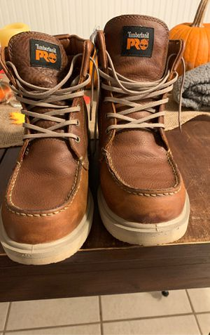 Timberland Pro boots size 8.5 for Sale in Countryside, IL