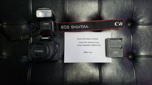 Canon EOS Rebel T5i DSLR for Sale in Philadelphia, PA