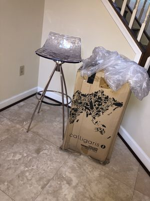 Brand New! Connubia Ice Counter Stool Calligaris for Sale in Washington, DC