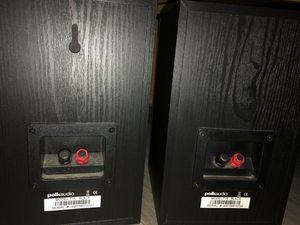 Polk Audio Stereo speakers for Sale in Irving, TX