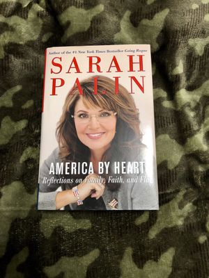EUC Signed Book by Sarah Palin for Sale in DARLINGTN HTS, VA