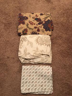 Zara home sheets & pillowcase for Sale in Rolla, MO