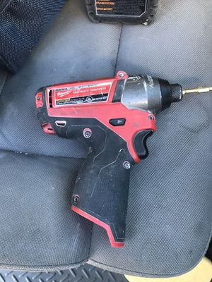Impact drill used work perfectly for Sale in Boston, MA