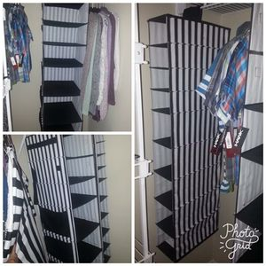 4 piece Hanging Closet Organizers for Sale in Mansfield, TX