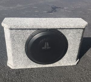 JL Audio JX250/1 Amplifier and Subwoofer for Sale in NO POTOMAC, MD