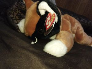 3 large ty beanie babies for Sale in Peoria, IL