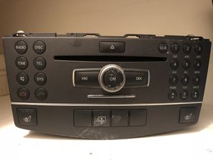 2008-2011 Mercedes Benz C class radio for Sale in Brooklyn, NY