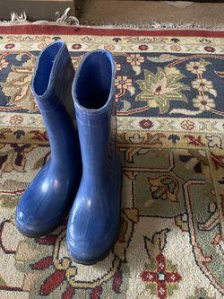 Rain Boots Kids Size 1 for Sale in Cupertino,  CA