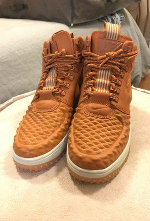 Nike AF1 duck boot 7.5 for Sale in Portland, OR