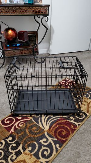 Small breed dog cage . for Sale in Newport News, VA