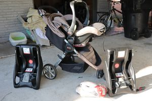 Britax baby stroller combo for Sale in Houston, TX