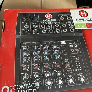 8 Channel Mixing Board for Sale in Corona, CA