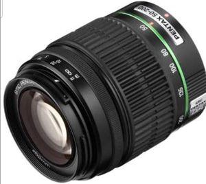 Pentax DA 50-200mm f/4-5.6 ED Lens for Pentax and Samsung DSLR Cameras for Sale in Houston, TX