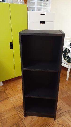 IKEA book case color Black for Sale in Alexandria, VA