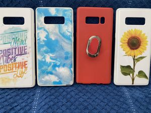 Samsung Note 8 Phone Cases for Sale in Glendale, AZ