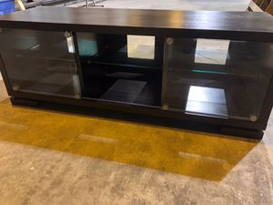 TV STAND WITH LED LIGHTS for Sale in Rockville, MD