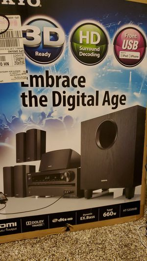Surround Sound System for Sale in Asheville, NC