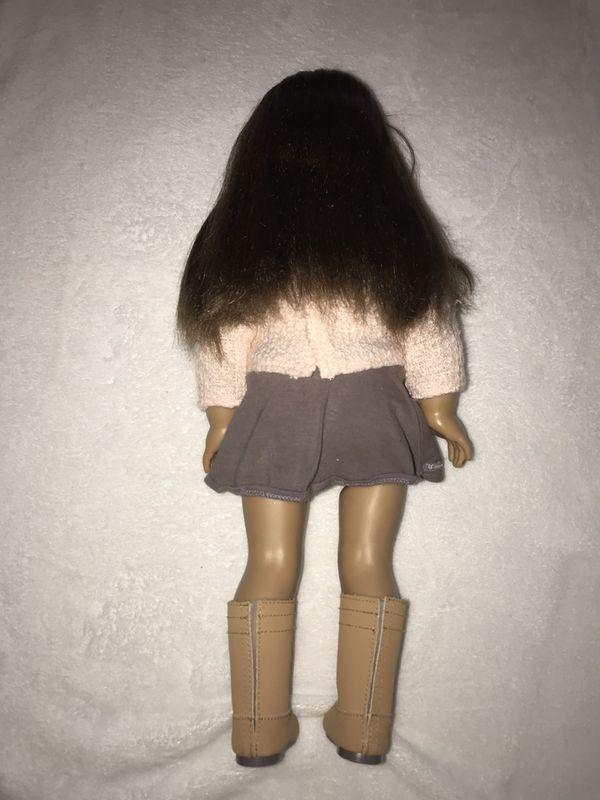 American girl doll