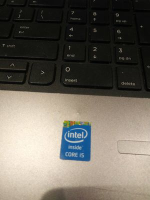 Hp Laptop i5 cheap for Sale in Los Angeles, CA